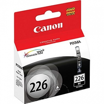CANON CLI-226BK OEM ORIGINAL BLACK INKJET CARTRIDGE-1