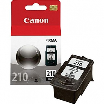 CANON PG-210 OEM ORIGINAL BLACK INKJET CARTRIDGE-1