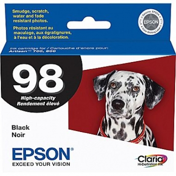 EPSON T098120 OEM ORIGINAL BLACK INKJET CARTRIDGE-1