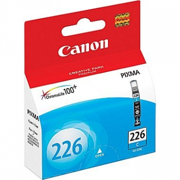 CANON CLI-226C OEM ORIGINAL CYAN INKJET CARTRIDGE-1