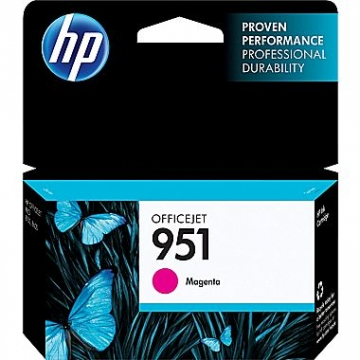 HP 951 M OEM ORIGINAL MAGENTA INKJET CARTRIDGE-1