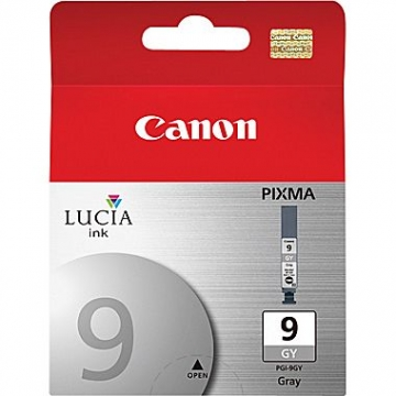 CANON PGI-9GY OEM ORIGINAL GRAY INKJET CARTRIDGE-1