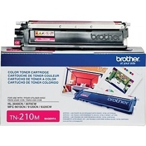 BROTHER TN-210M OEM ORIGINAL MAGENTA TONER CARTRIDGE STANDARD YIELD-1