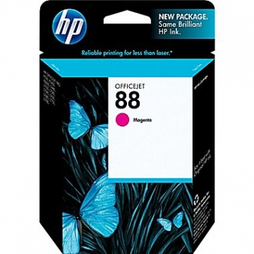 HP 88 M OEM ORIGINAL MAGENTA INKJET CARTRIDGE-1