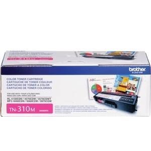 BROTHER TN-310M OEM ORIGINAL MAGENTA TONER CARTRIDGE STANDARD YIELD-1