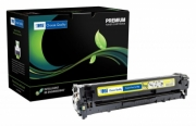 HP CE322A REM REMANUFACTURED YELLOW TONER CARTRIDGE