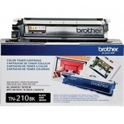 BROTHER TN-210BK OEM ORIGINAL BLACK TONER CARTRIDGE STANDARD YIELD