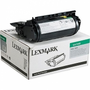 LEXMARK 12A7465 OEM ORIGINAL BLACK TONER CARTRIDGE