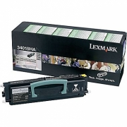 LEXMARK 34015HA OEM ORIGINAL BLACK TONER CARTRIDGE