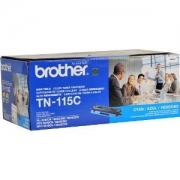 BROTHER TN-115C OEM ORIGINAL CYAN TONER CARTRIDGE HIGH YIELD