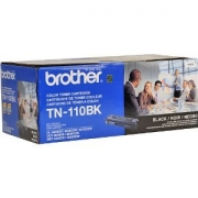 BROTHER TN-110BK OEM ORIGINAL BLACK TONER CARTRIDGE STANDARD YIELD