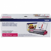 BROTHER TN-221M OEM ORIGINAL MAGENTA TONER CARTRIDGE STANDARD YIELD