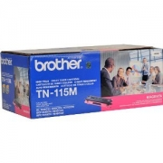 BROTHER TN-115M OEM ORIGINAL MAGENTA TONER CARTRIDGE HIGH YIELD