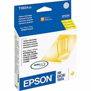 EPSON T060420 OEM ORIGINAL YELLOW INKJET CARTRIDGE