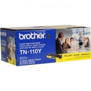 BROTHER TN-110Y OEM ORIGINAL YELLOW TONER CARTRIDGE STANDARD YIELD
