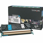 LEXMARK C5220CS OEM ORIGINAL CYAN TONER CARTRIDGE