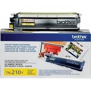 BROTHER TN-210Y OEM ORIGINAL YELLOW TONER CARTRIDGE STANDARD YIELD