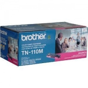 BROTHER TN-110M OEM ORIGINAL MAGENTA TONER CARTRIDGE STANDARD YIELD