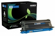 BROTHER TN-115C REM REMANUFACTURED CYAN TONER CARTRIDGE HIGH YIELD