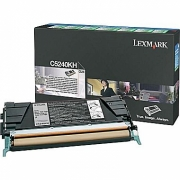 LEXMARK C5240KH OEM ORIGINAL BLACK TONER CARTRIDGE