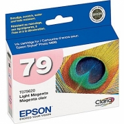 EPSON T079620 OEM ORIGINAL LIGHT MAGENTA INKJET CARTRIDGE