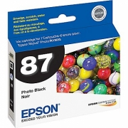 EPSON T087120 OEM ORIGINAL BLACK INKJET CARTRIDGE