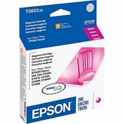 EPSON T060320 OEM ORIGINAL MAGENTA INKJET CARTRIDGE