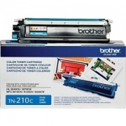 BROTHER TN-210C OEM ORIGINAL CYAN TONER CARTRIDGE STANDARD YIELD