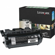 LEXMARK 64015HA OEM ORIGINAL BLACK TONER CARTRIDGE