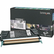 LEXMARK C5220KS OEM ORIGINAL BLACK TONER CARTRIDGE