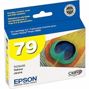 EPSON T079420 OEM ORIGINAL YELLOW INKJET CARTRIDGE