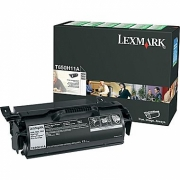 LEXMARK T650H11A OEM ORIGINAL BLACK TONER CARTRIDGE