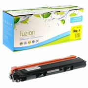 BROTHER TN-210Y COM COMPATIBLE YELLOW TONER CARTRIDGE STANDARD YIELD