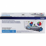 BROTHER TN-225C OEM ORIGINAL CYAN TONER CARTRIDGE HIGH YIELD