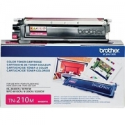 BROTHER TN-210M OEM ORIGINAL MAGENTA TONER CARTRIDGE STANDARD YIELD
