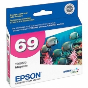 EPSON T069320 OEM ORIGINAL MAGENTA INKJET CARTRIDGE