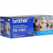 BROTHER TN-110C OEM ORIGINAL CYAN TONER CARTRIDGE STANDARD YIELD