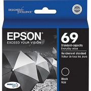 EPSON T069120 OEM ORIGINAL BLACK INKJET CARTRIDGE