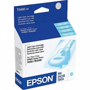 EPSON T048520 OEM ORIGINAL LIGHT CYAN INKJET CARTRIDGE