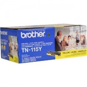 BROTHER TN-115Y OEM ORIGINAL YELLOW TONER CARTRIDGE HIGH YIELD