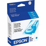 EPSON T048220 OEM ORIGINAL CYAN INKJET CARTRIDGE
