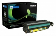 HP CE252A REM REMANUFACTURED YELLOW TONER CARTRIDGE