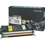 LEXMARK C5220YS OEM ORIGINAL YELLOW TONER CARTRIDGE